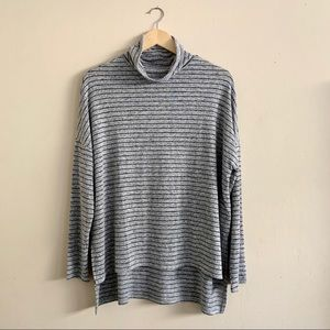 NWT Lucky Brand Cowl Neck Pullover Sweater
